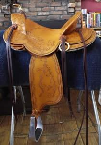 McCormack Hill Leather Handmade Saddles